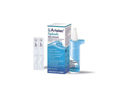 Artelac® Splash multidosis 10ml