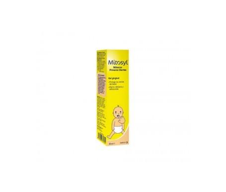 Mitosyl® bálsamo primeros dientes 25ml
