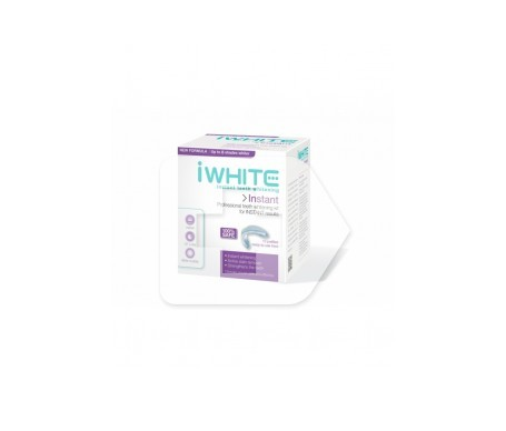 Iwhite Instant kit blanqueador 10 moldes