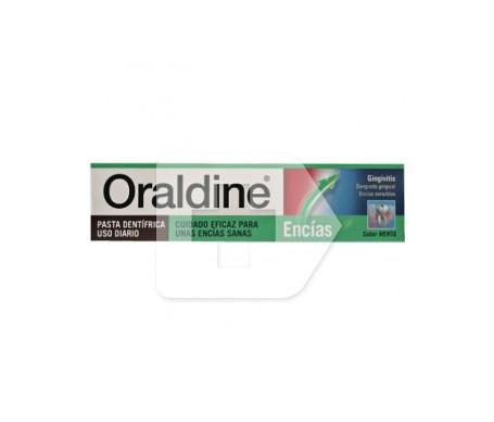 Oraldine dentifrice menthe 125ml