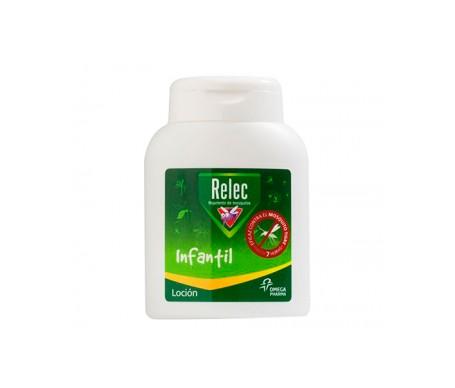 Relec Infantil loción repelente 125ml