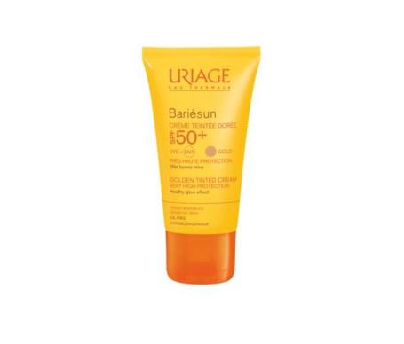 Uriage Bariésun SPF50+ crema con color Doré 50ml
