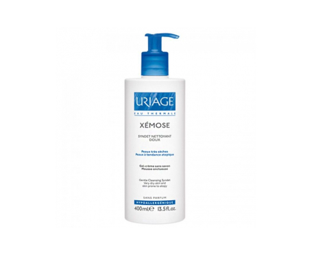 Uriage Xemose Syndet limpiador suave 400ml