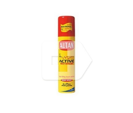 Autan® activo spray 100ml