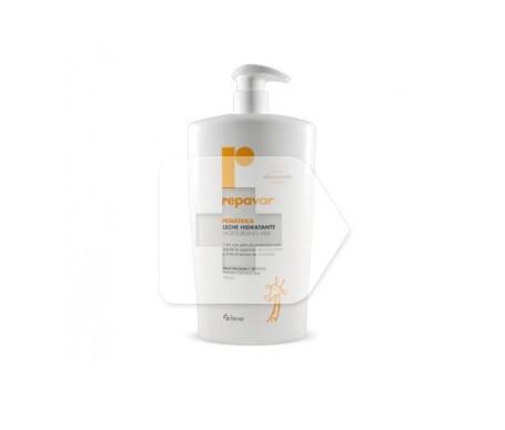 Repavar Pediátrica leche hidratante 750ml