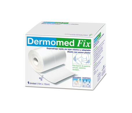 Dermomed Fix esparadrapo 10cmx10m