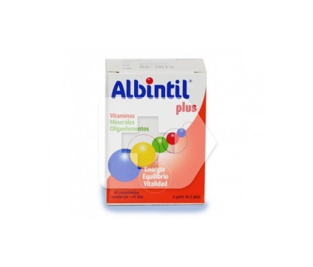 Albintil plus 40comp