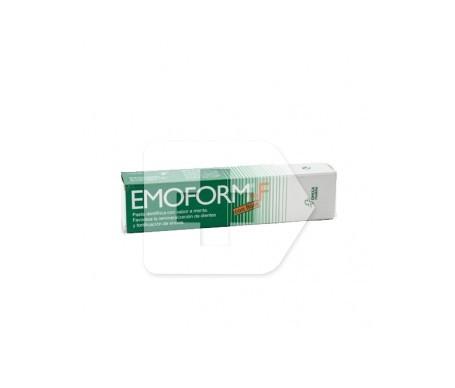 Emoform Menthe + fluorure 75ml