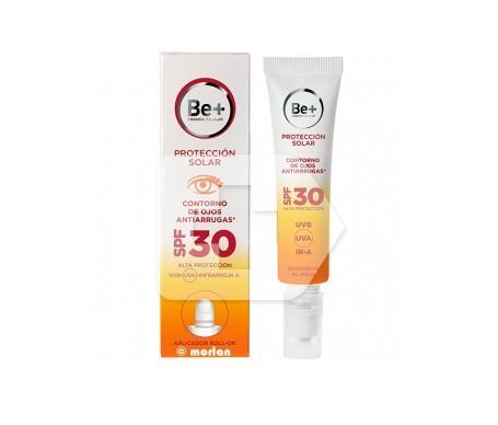 Be+ fotoprotector contorno de ojos SPF30+ 15ml