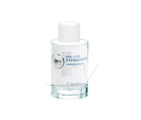 Be+ polvos exfoliantes 30ml