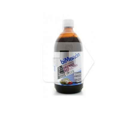 biManán® Drenaje Reductor Ultra 500ml