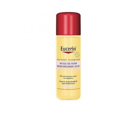 Eucerin aceite natural antiestrías 125ml