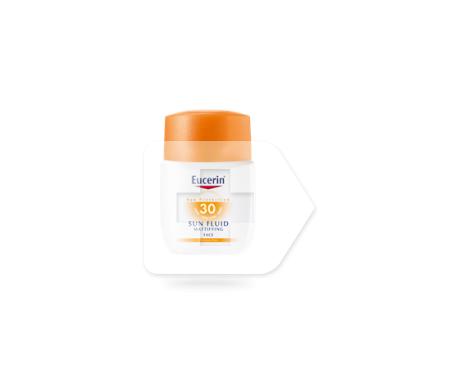 Eucerin® Sun fluido matificante SPF30+ 50ml