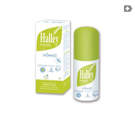 Halley repelente de insectos infantil 100ml