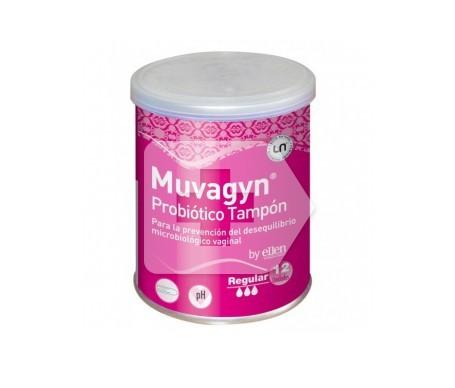 Muvagyn® Probiótico tampón regular 12uds
