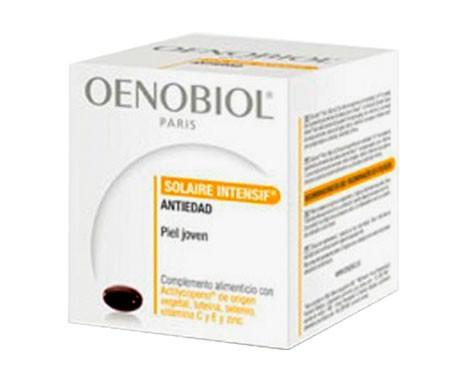 Oenobiol™ Solaire Intensif Nutriprotección 30cáps