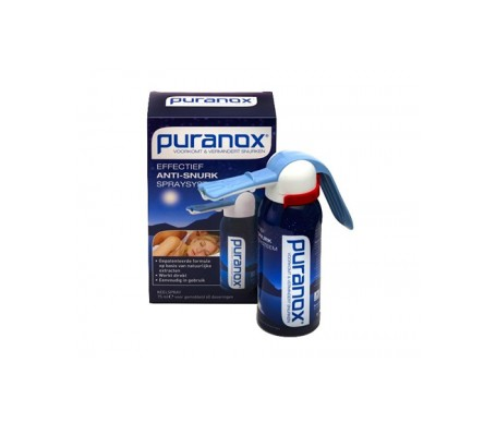 puranox® spray antironquidos 75ml