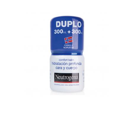 Neutrogena® Comfort Balm Hidratación Profunda 2x300ml