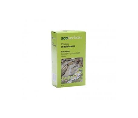 Acoherbal hojas eucalipto 80g