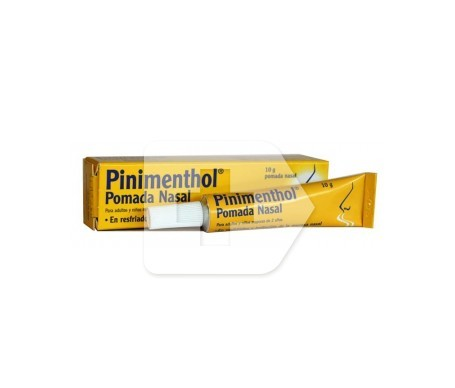 Pinimenthol™ Nasal ointment 10g