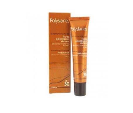 Polysianes crème de beauté visage couleur SPF30+ 50ml