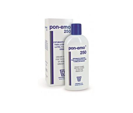 Emo-emo gel shampoo dermatologico 250ml