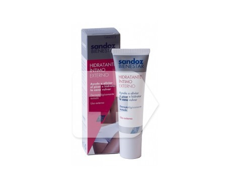 Sandoz External Intimate Moisturizing Wellness 30ml