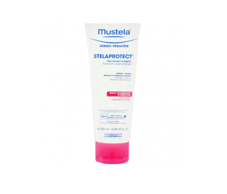 Mustela Stelaprotect gel lavante 200ml