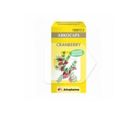 Arkocaps Cranberry 50cáps