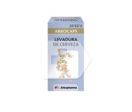 Arkocaps Levadura 50caps
