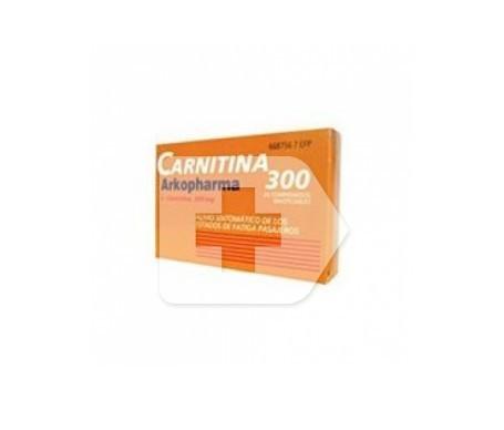 Arkopharma Carnitine 300 24comp