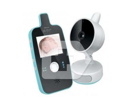 Avent vigilabebés con video digital SCD603/00 1ud