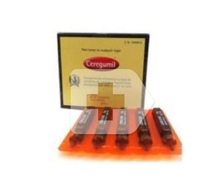 CereGumil® 20 viales 10 CC