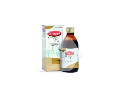 Cere Gumil™ Omega3 Dha syrup 250ml