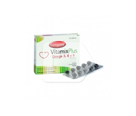 Ceregumil® Vitamix plus 30cáps