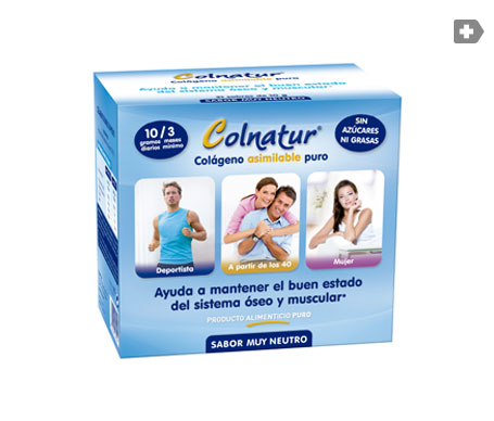 Colnatur® 21 sobres