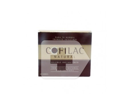 Cofilac natural 40 sobres