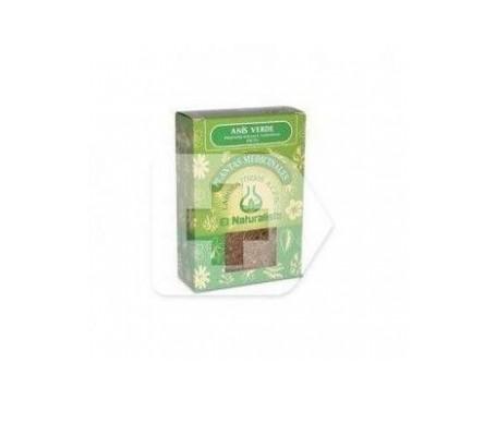 El Naturalista anís verde infusión 80g
