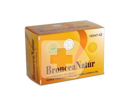 El Naturalista BronceaNatur 60cáps