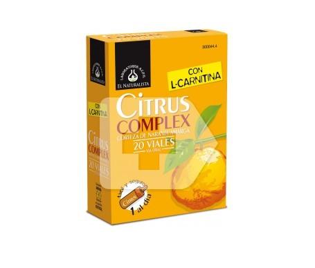 El Naturalista Citrus Complex 20viales
