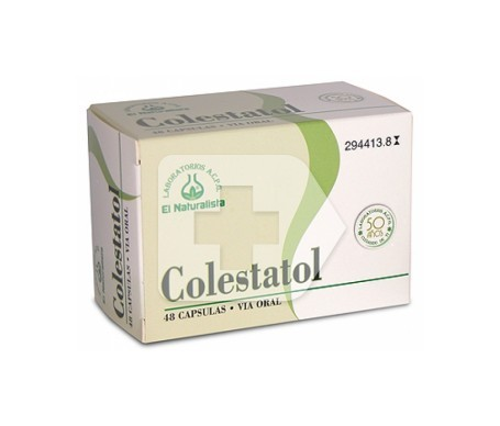 El Naturalista Colestatol 48cáps