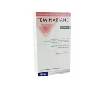 Feminabiane Concepción 28comp y 28cápsulas