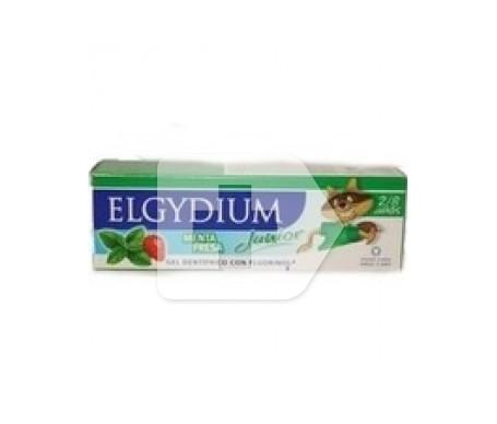 Elgydium Junior gel menta afrutada