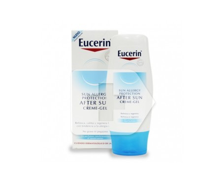 Eucerin Allergy aftersun cream-gel 150ml