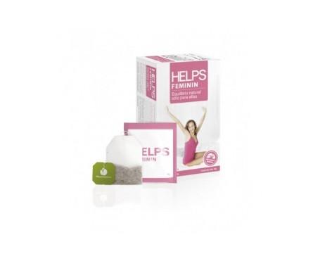 Helps Activas feminin 20uds