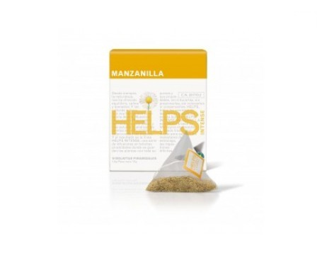 Helps Intense Manzanilla 10uds