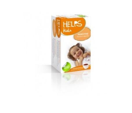 Helps Kids para pancitas 25 filtros