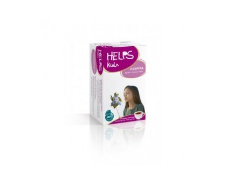 Helps Kids respira 25 filtros