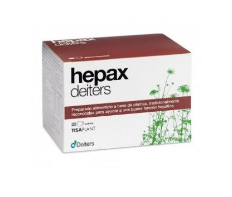 Deiters Hepax 20 sobres