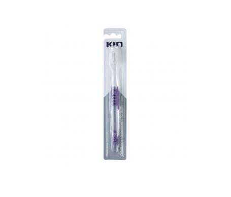 Kin cepillo dental ortodoncia